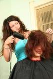 Corte de cabelo imagens de stock royalty free