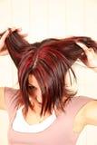 Corte de cabelo fotos de stock