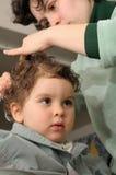 Corte de cabelo Home Imagem de Stock
