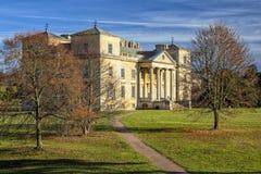 Corte de Croome, Worcestershire Fotos de archivo