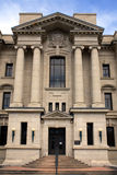 Corte de ley imagenes de archivo