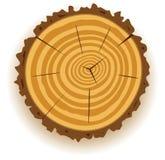 Corte de madera Imágenes de archivo libres de regalías