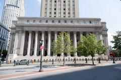 Corte de New York City Fotografia de Stock Royalty Free