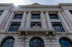 Corte de Nova Orleães Louisiana Fotos de Stock