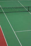 Corte de tênis Fotos de Stock