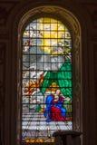CORTE DE WITLEY, GRAN WITLEY/WORCESTERSHIRE - 10 DE ABRIL: St Michae Fotos de archivo
