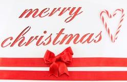 Corte del fondo de la Feliz Navidad del papel Fotos de archivo libres de regalías