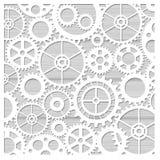 Corte del laser de plantillas libre illustration