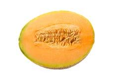 Corte del melón Fotografía de archivo libre de regalías