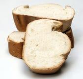 Corte del pan Fotos de archivo