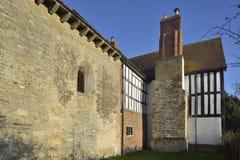 Corte del ` s de la capilla y del abad del ` s de Odda Imágenes de archivo libres de regalías