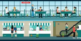 Corte di alimento royalty illustrazione gratis