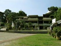 Corte di alimento, santuario nazionale di pietà divina in Marilao, Bulacan Fotografia Stock