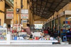 Corte di alimento vietnamita di stile immagini stock