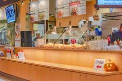 Corte di alimento fotografie stock libere da diritti