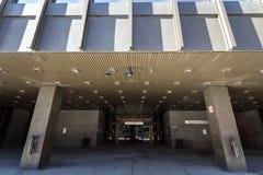 Corte di appello di Montreal di giustizia anche conosciuta come Cour Superieure de Justice, in città fotografia stock libera da diritti