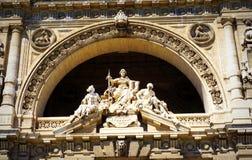 Corte di Cassazione Stock Photo
