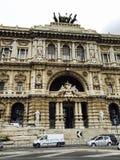 Corte Di Cazzione, Rome Stock Images