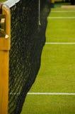 Corte di tennis di Wimbledon Immagini Stock Libere da Diritti