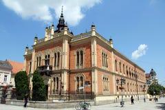 Corte di Vladicin Immagini Stock