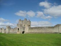 Corte el castillo, Irlanda Imágenes de archivo libres de regalías