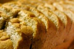 Corte el pan del pan Fotografía de archivo libre de regalías
