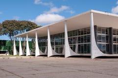 Corte federal suprema de Brasil Imagem de Stock