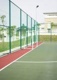 Corte futsal pública. Fotografía de archivo libre de regalías