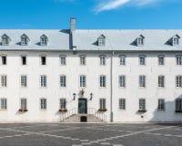 Corte interna del seminario de Quebec Foto de archivo