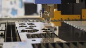 Corte la chapa Automatización del proceso Recorte de partes del metal