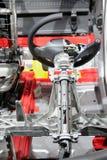 Corte la sección de la carrocería de coche Foto de archivo
