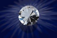Corte o diamante Imagem de Stock