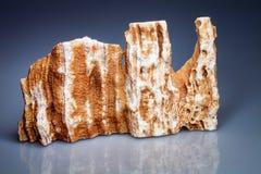Corte o fragmento de Turquia de mármore Imagens de Stock Royalty Free