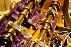Corte o motor ausente Fotos de Stock Royalty Free
