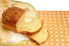 Corte o pão Imagens de Stock Royalty Free