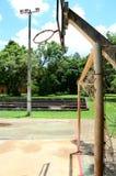 Corte oxidada de los deportes foto de archivo libre de regalías