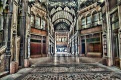 Corte parisiense en Budapest fotos de archivo
