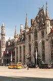 Corte provincial de Bruges Foto de Stock