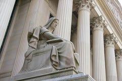 A corte suprema imagens de stock royalty free