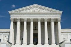 Corte suprema Fotografia Stock Libera da Diritti