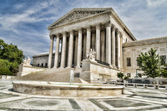 Corte suprema Fotografia de Stock