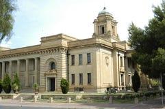 Corte suprema, Bloemfontein, África do Sul foto de stock