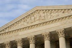Corte suprema de Estados Unidos Imagem de Stock