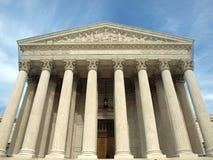 A corte suprema de Estados Unidos Imagens de Stock Royalty Free