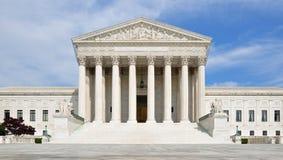 Corte suprema de Estados Unidos Fotos de Stock Royalty Free