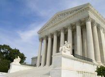 Corte suprema degli Stati Uniti fotografia stock libera da diritti