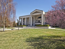 Corte suprema del Nevada, città di Carson, Nevada Immagine Stock Libera da Diritti
