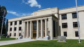 Corte suprema dello stato del Wyoming Fotografia Stock