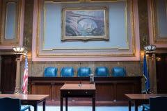 Corte suprema dello stato dell'Utah Fotografie Stock