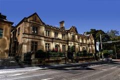 Corte suprema di NSW Immagine Stock Libera da Diritti